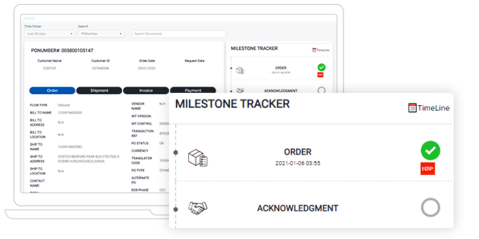 Allow Monitor Pro to help your business enable Sterling supply chain visibility with real time monitoring tools, graphical analysis software and more.